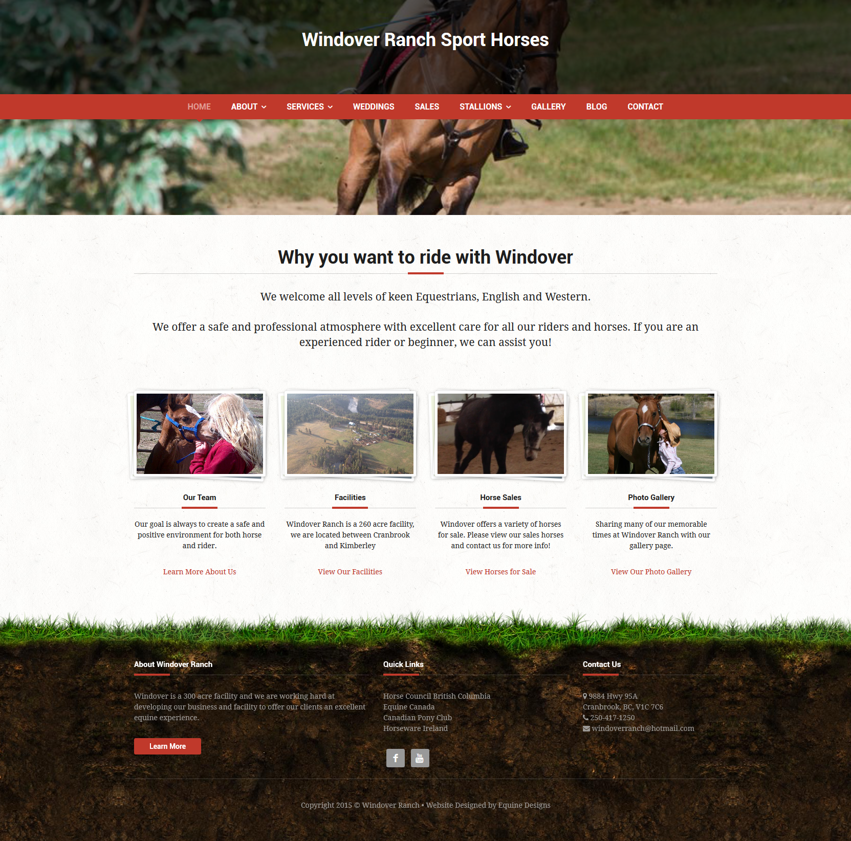 Maple Ridge Web Design